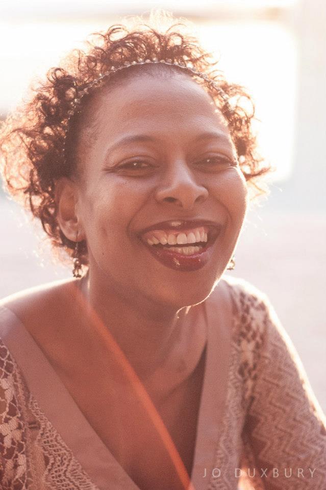 smiling sibongiseni - professional pic