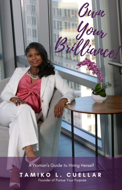 Own Your Brilliance! book cover - FINAL