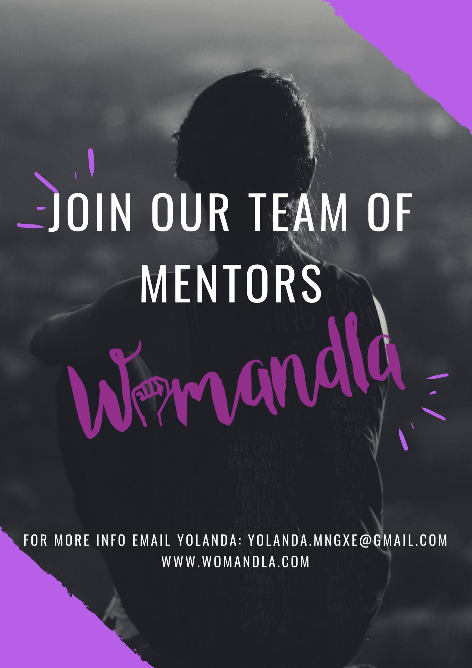 Womandla Mentor