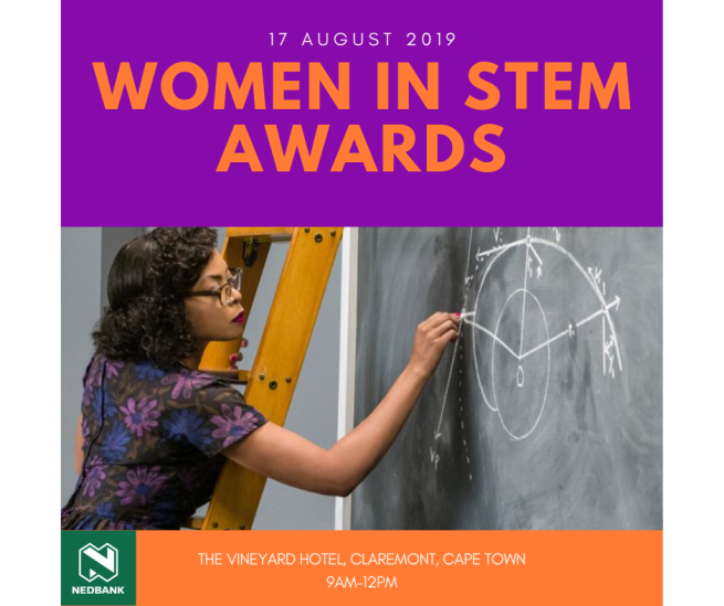 Nedbank Women in stem awards